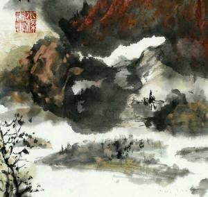 江寒雲崖暖(分解3)