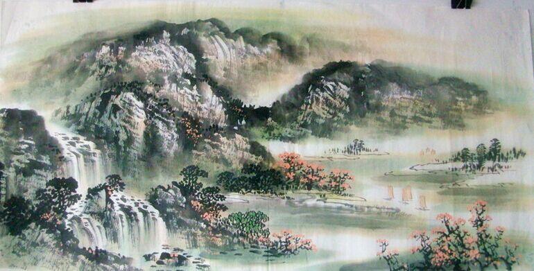 隋_锦绣河山