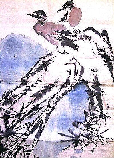 冯春明画1