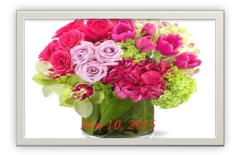 Mother's Day is May 10th_A