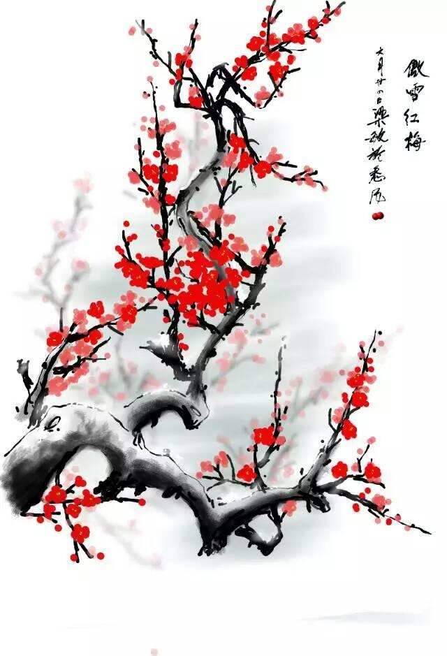 傲雪红梅(6.28)