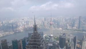 登上海百层观光大厦3A